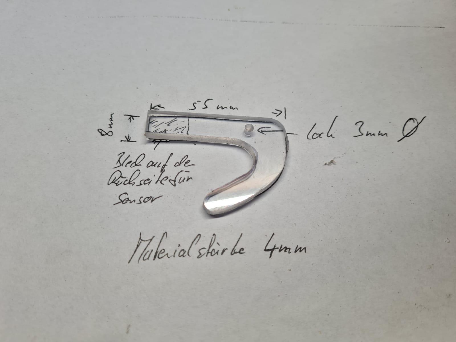 spare part Horizon MAC-8